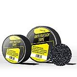 AVOXXO® Antirutsch Klebeband [10M x5cm] | schwarz | In-& Outdoor | für alle Untergründe | extrem hohe Klebekraft | robust einfache Montage.