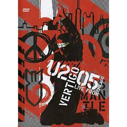 U2 - VERTIGO 2005/LIVE FROM (DVD)