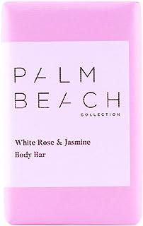 パームビーチコレクション ボディ バー ホワイトローズ&ジャスミン 200g