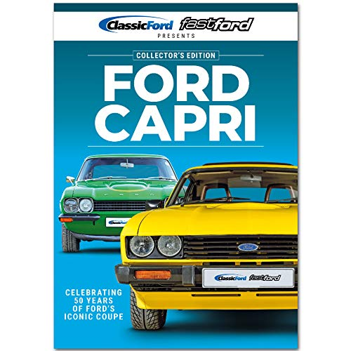 Ford Capri - Celebrating 50 Years of Ford's Iconic Coupe