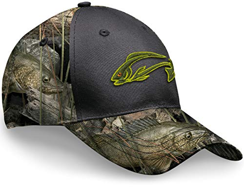 Fishouflage Walleye Fishing Hat
