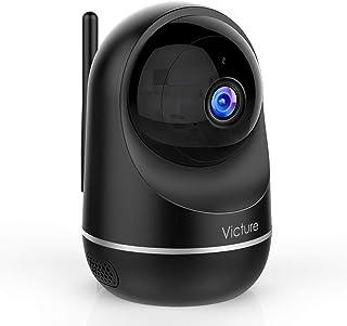 Victure Cámara Vigilancia WiFi, Actualizada 1080P DualBand 2.4G & 5G, Cámara IP WiFi, HD Visión Nocturna, Audio de 2 Vías,...
