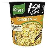 Knorr Asia Noodles Chicken Taste, 1 Portion ( 1 x 65g ) (Lebensmittel & Getränke)