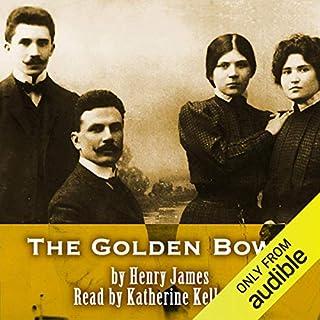 The Golden Bowl audiobook cover art