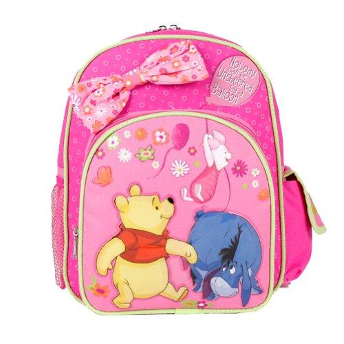 Winnie Pooh Rucksack - klein - Pink