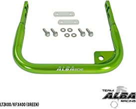 Kawasaki KFX 400 (2004-2006) ATV Rear Grab Bar Bumper Green