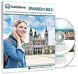 AudioNovo Spanisch II - Spanisch lernen für Anfänger und Wiedereinsteiger (Audio Sprachkurs 28Std, inkl. iOS und Android App)