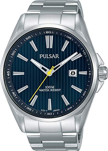 Pulsar herenhorloge Quartz Analoog 43 mm PS9603X1