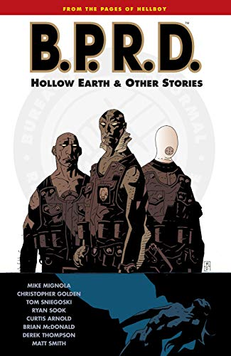Hollow Earth: BPRD (2003) Story 1 (English Edition)