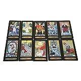 Tarotkarten Set für Anfänger 78 Karten Rider Waite Spielzeug in Bunten Box