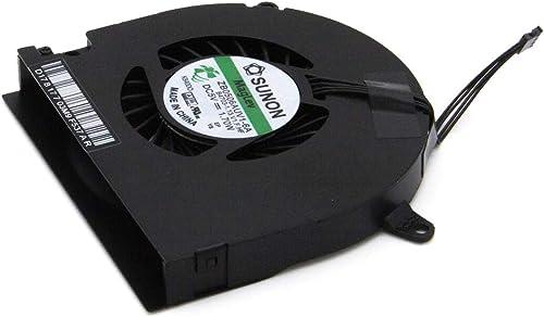 MMOBIEL Ordinateur Portable CPU avec Ventilateur de Refroidissement Compatible avec Macbook Pro A1278 A1280 A1342200...