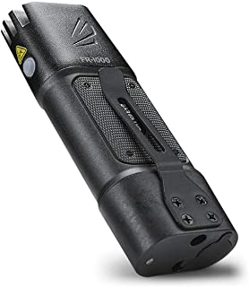 Panther Vision FLATEYE Rechargeable FR-1000 High Performance UNROUND Flashlight CREE LED Multi Position Waterproof & Shockproof - 1000 Lumens (FR-8001)