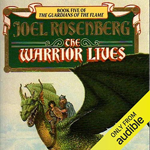 The Warrior Lives audiobook cover art