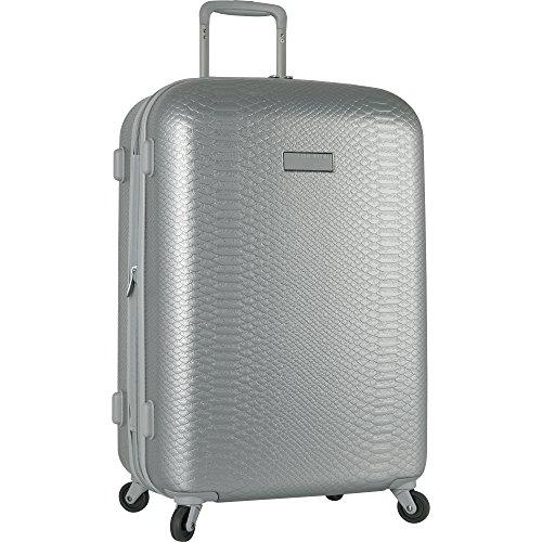 Anne Klein 29' Hardside Spinner Luggage, Silver