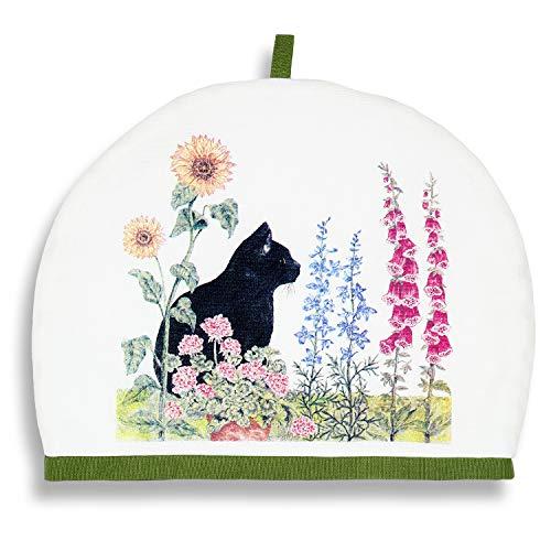 Alices Cottage Insulated Tea Cozy (Black Cat)