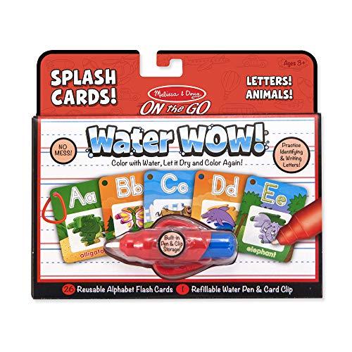 Preisvergleich Produktbild Water Wow! Splash Cards Alphabet: Activity Books - On the Go