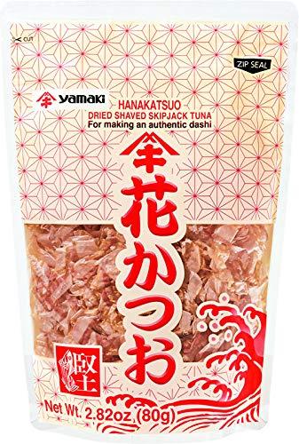 Yamaki Bonito Flakes 'Hana-Katsuo' 2.82 oz.