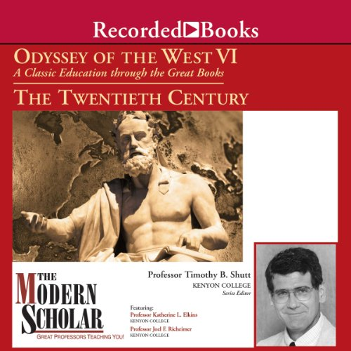 Odyssey of the West VI audiobook cover art