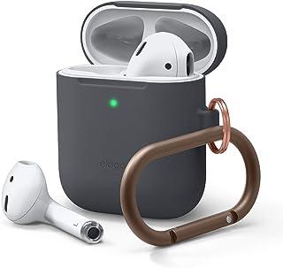 Elago Skinny Hang Case for Apple Airpods - Dark Gray