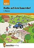 Mathe auf dem Bauernhof 1. Klasse, A5-Heft