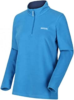 Regatta Great Outdoors Womens/Ladies Sweetheart 1/4 Zip Fleece Top