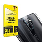 actecom Protector Camara para XIAOMI REDMI Note 8 Pro Cristal Vidrio Templado Camara REDMI Note 8 Pro