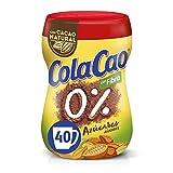ColaCao 0% Azúcares añadidos con Fibra - 300g