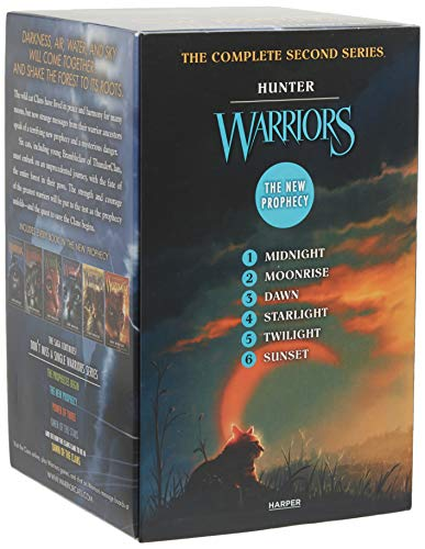 Product Image of the Warriors: The New Prophecy Box Set: Volumes 1 to 6: The Complete Second Series