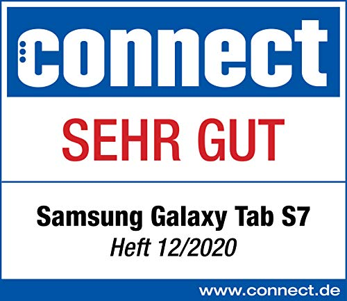 Samsung Galaxy Tab S7 Tablette Android avec Stylet, WiFi, 3 caméras