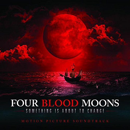 Four Blood Moons Soundtrack Album Cover