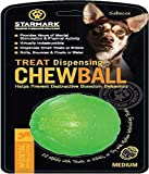 JULIUS K9 59801 Treat Dispensing Chew Ball - 7 cm, M, Green