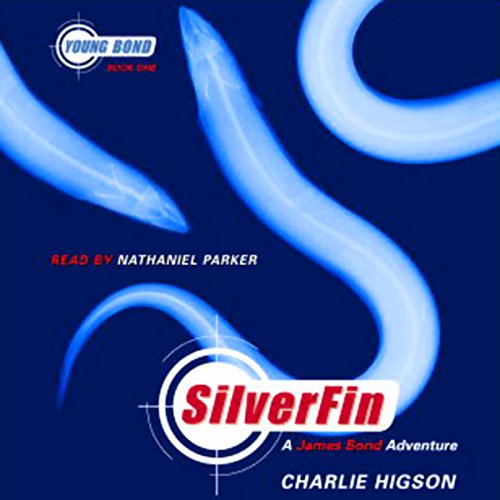 SilverFin cover art