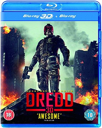Dredd (Blu-ray 3D + Blu-ray) [2017]