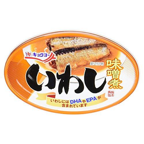 いわし味噌煮(タイ産) 100g