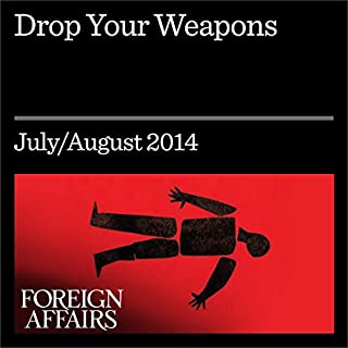Drop Your Weapons cover art