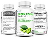 Best Green Coffee Bean Extracts - Green Coffee Bean Extract Weight Loss Supplement Review