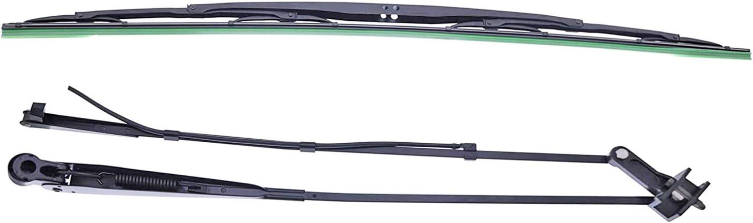 JEENDA Windshield Oakland Mall Wiper Arm Max 84% OFF Blade 7251264 7251263 Bo for