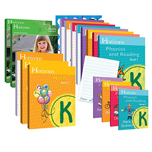 Horizons Kindergarten Complete Set