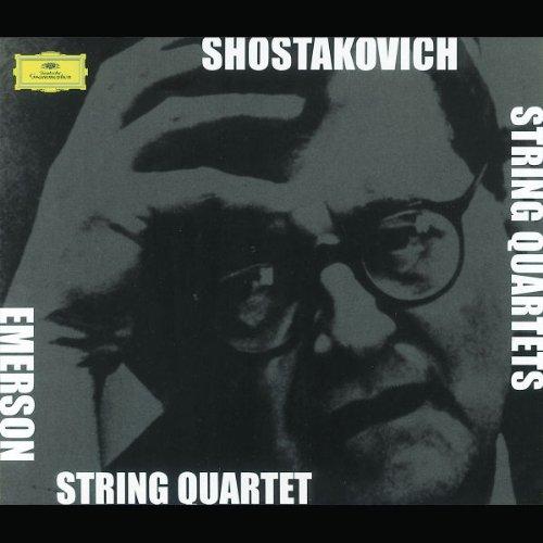 Cuartetos Cuerda Completos (C.Emerson)