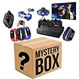 Mystery Box, Random Mystery Box Electronics, Surprise Box Contains Unexpected Gifts, Such As Drones, Smart Watches, Gamepads, Digital Cameras And More