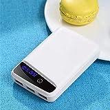 YXDS 18650 Banco de batería de Bricolaje 3USB Caja de Carcasa de batería Kit de Bricolaje Kits de Banco de energía de Carcasa de Pantalla LCD Digital