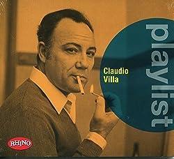 Playlist: Claudio Villa [Import]