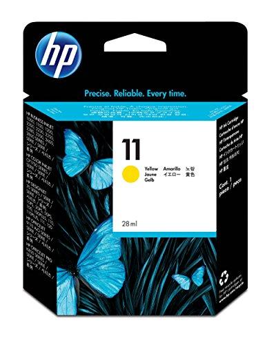 HP C4838A - Cartucho de tinta original Amarillo