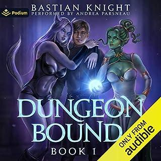 Page de couverture de Dungeon Bound