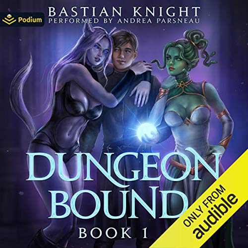 Dungeon Bound cover art
