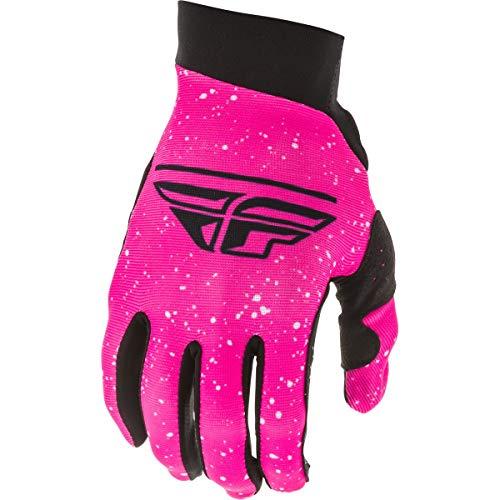 Fly Racing 2020 Women's Pro Lite Gloves (Medium) (NEON Pink/Black)