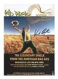 Kid Rock Signiert Autogramme 21cm x 29.7cm Plakat Foto