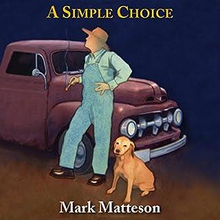 A Simple Choice audiobook cover art
