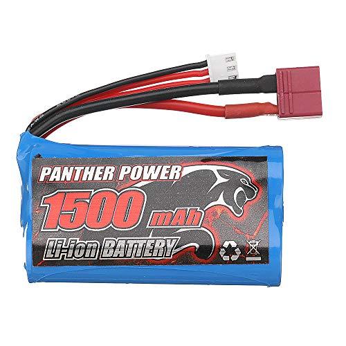 FairOnly RE-MO 7.4V 1500mAh Lipo Batterie für 1631 1651 1621 1635 1625 1/16 RC Car T Stecker