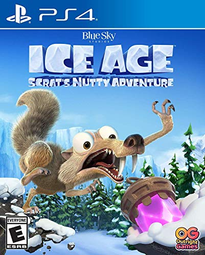 ICE AGE: Scrat's Nutty Adventure – PlayStation 4
